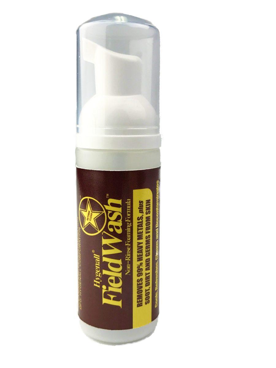Hygenall® FieldWash™ Non-Rinse Foaming Handwash