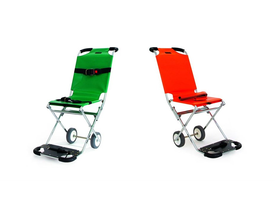 Ferno Compact Carry Chair – 4 Wheels 2041