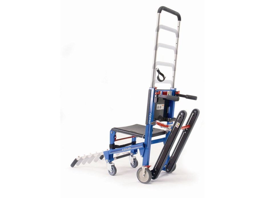 Ferno EZ-Glide™ Evacuation Stair Chair